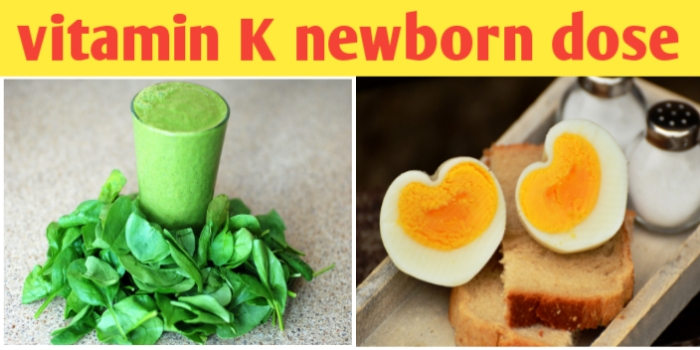 Vitamin K newborn dose, deficiency and their side effect